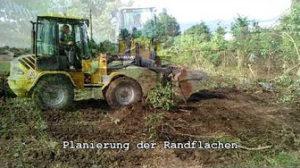 YouTube-Video: Die Plantage entsteht
